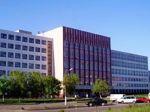 Административное здание предприятия