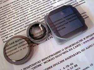 Волоконно-оптические пластины (ВОП)