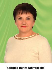 Корейво Лилия Викторовна