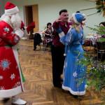 Новогодние праздничные вечера отдыха для работников завода «В кругу друзей».